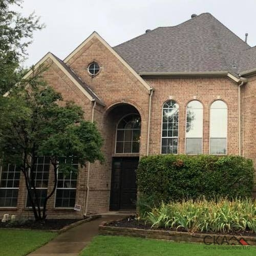 Depend on us for honest, reliable residential home inspections on great homes like this throughout North Texas.