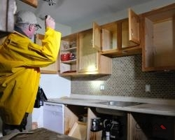 Our inspections include all areas of the home like kitchens.